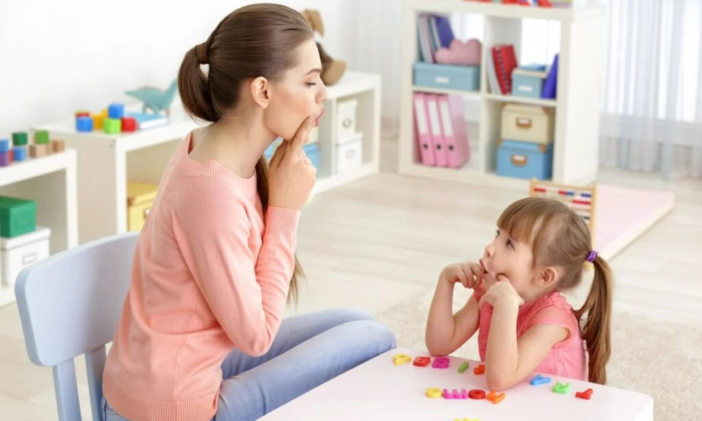 Kids Speech Therapy Adelaide